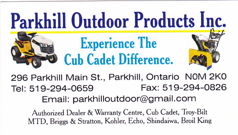Parkhill Outdoor Products